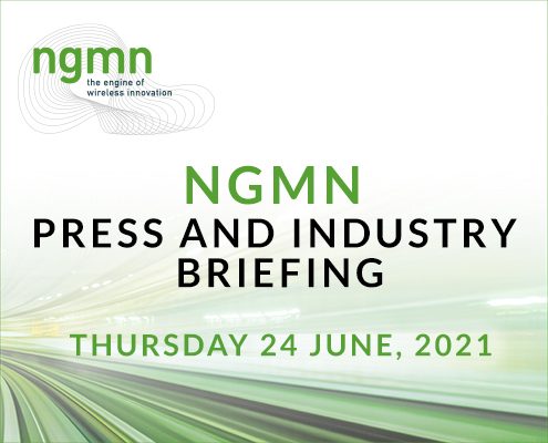 NGMN Press And Industry Briefing