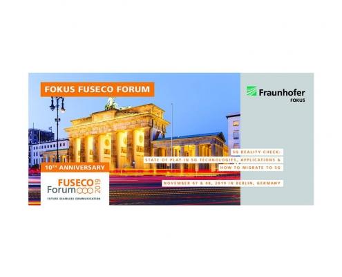 Fraunhofer Fokus Forum