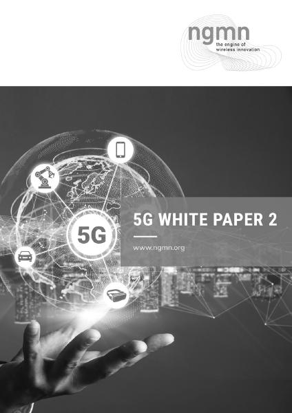 NGMN 5G White Paper 2