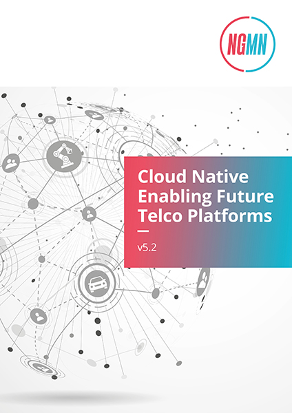 NGMN Deckblatt Cloud Native Future Telco Platformas 424x600