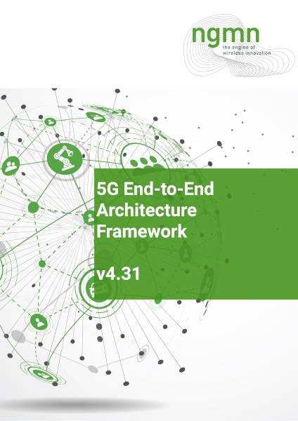 E2E Architecture Framework 4.31
