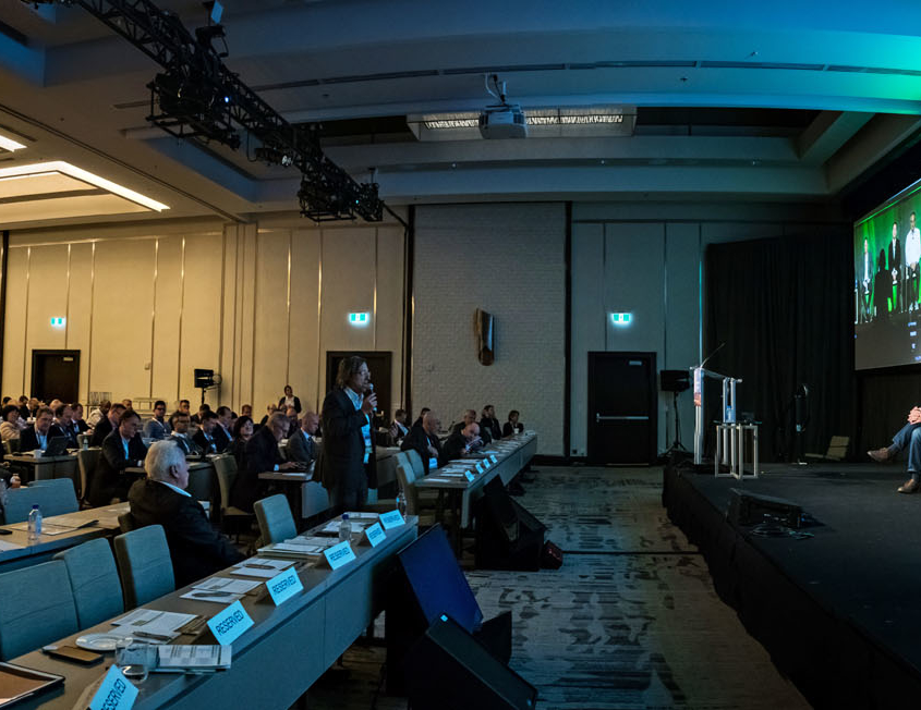 IC&E2018 Conference Area