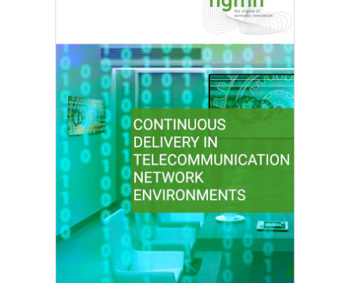 Continuous Delivery in telecommunication Network Environments