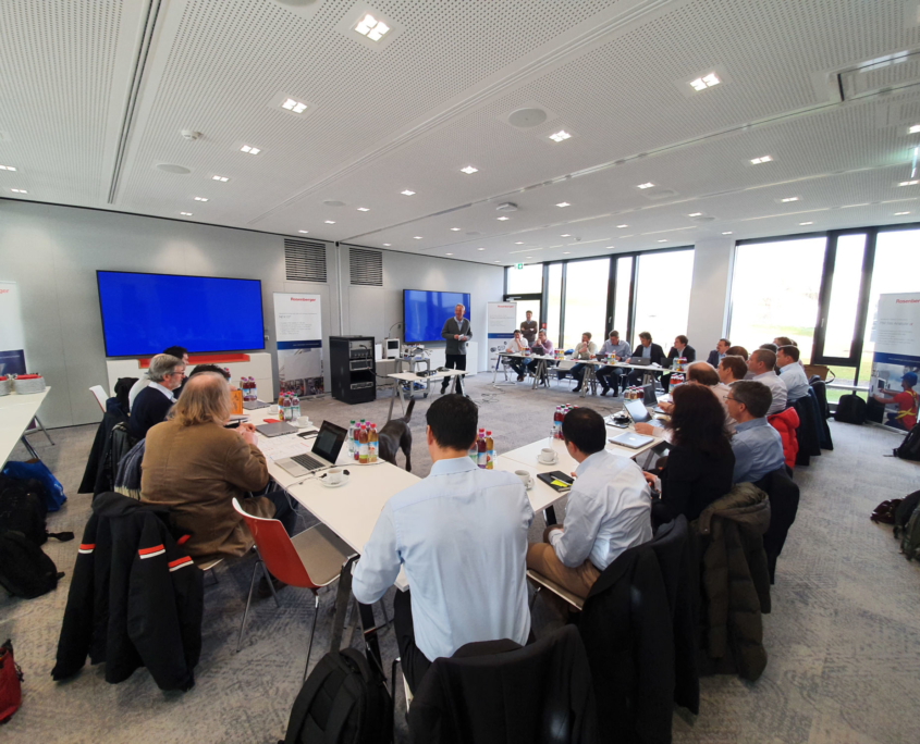 RF Cluster Connector Meeting