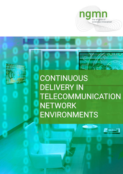 Continuous Delivery in Telecom Networks
