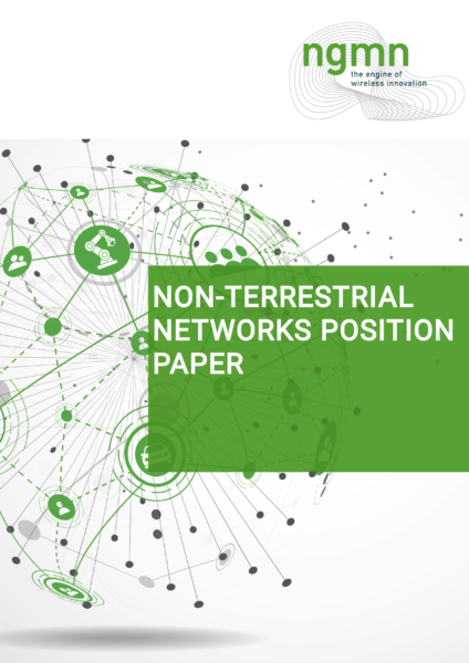 Non-Terrestrial Networks Position Paper