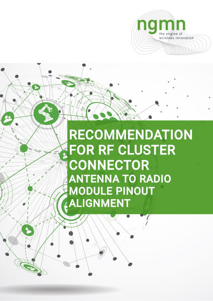 NGMN - Cover RF Cluster Phase2