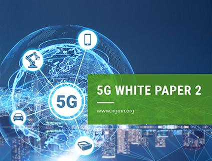 NGMN - Cover 5G White Paper 2