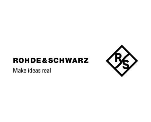 rohde schwarz logo